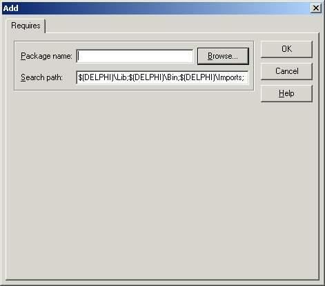 Глава 4  Работа с пакетами и компонентами < Учебник по Delphi